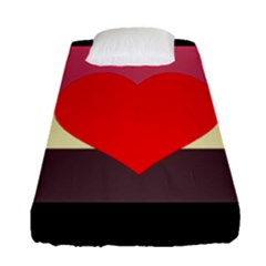 Fat Fetish Fitted Sheet (Single Size)