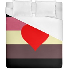Fat Fetish Duvet Cover (California King Size)
