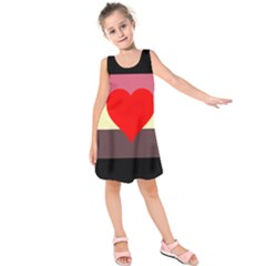 Fat Fetish Kids  Sleeveless Dress