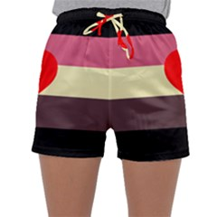 Fat Fetish Sleepwear Shorts
