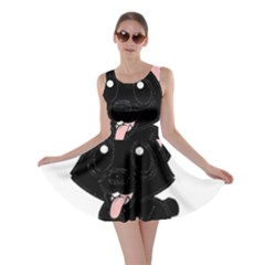 Cane Corso Cartoon Skater Dress