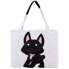 Cane Corso Cartoon Mini Tote Bag
