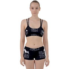 Bull Terrier  Women s Sports Set