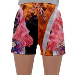 Bride From Hell Sleepwear Shorts