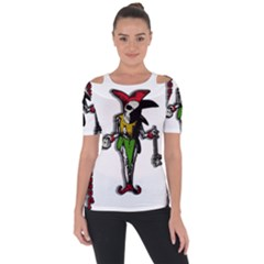 Joker  Short Sleeve Top