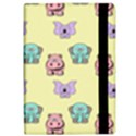 Animals Pastel Children Colorful Apple iPad Pro 10.5   Flip Case View2