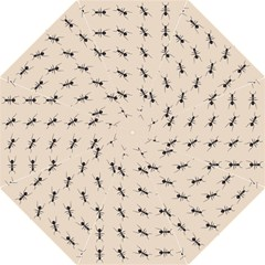 Ants Pattern Folding Umbrellas
