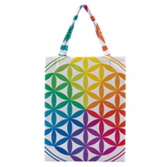 Heart Energy Medicine Classic Tote Bag