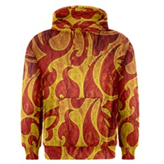Abstract Pattern Men s Pullover Hoodie