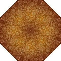 Batik Art Pattern Straight Umbrellas