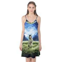 Astronaut Camis Nightgown