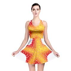 Starfish Reversible Skater Dress