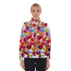 Abstract Colorful Heart Winterwear