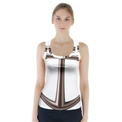 Anchor Racer Back Sports Top