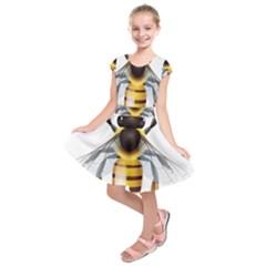 Bee Kids  Short Sleeve Dress