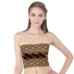 Batik The Traditional Fabric Tube Top