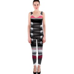 Car Engine Onepiece Catsuit