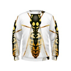 Wasp Kids  Sweatshirt