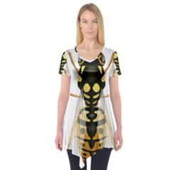 Wasp Short Sleeve Tunic