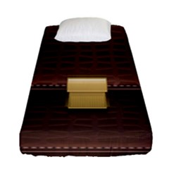 Brown Bag Fitted Sheet (single Size)