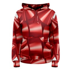 Red Bow Women s Pullover Hoodie