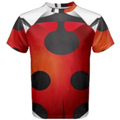 Ladybug Insects Men s Cotton Tee