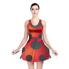 Ladybug Insects Reversible Skater Dress