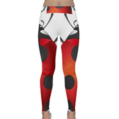 Ladybug Insects Classic Yoga Leggings