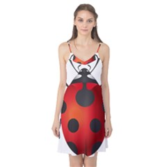 Ladybug Insects Camis Nightgown