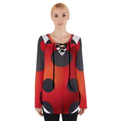 Ladybug Insects Tie Up Tee