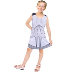 Wheel Skin Cover Kids  Tunic Dress