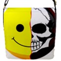 Skull Behind Your Smile Flap Covers (S)  View1