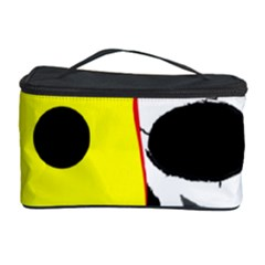Skull Behind Your Smile Cosmetic Storage Case