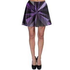 Amethyst Skater Skirt