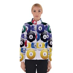 Racked Billiard Pool Balls Winterwear
