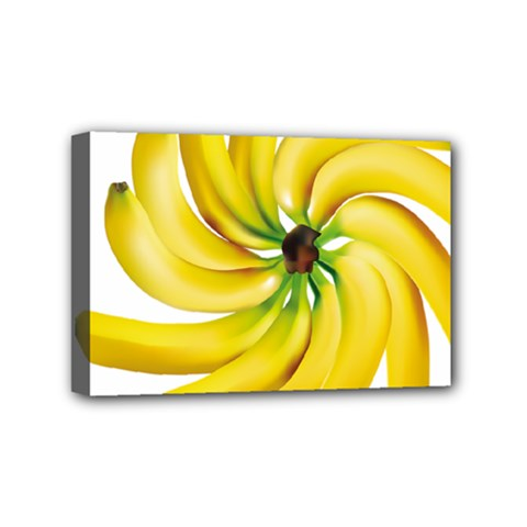 Bananas Decoration Mini Canvas 6  X 4