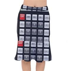 Calculator Mermaid Skirt