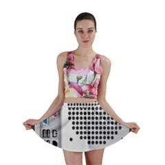 Standard Computer Case Back Mini Skirt