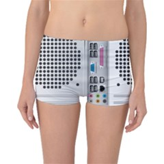 Standard Computer Case Back Boyleg Bikini Bottoms