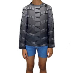 Tire Kids  Long Sleeve Swimwear