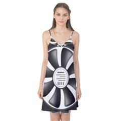 12v Computer Fan Camis Nightgown