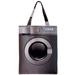Washing Machine Zipper Classic Tote Bag