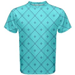 Pattern Background Texture Men s Cotton Tee