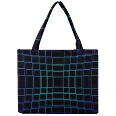 Abstract Adobe Photoshop Background Beautiful Mini Tote Bag