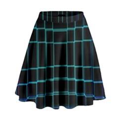 Abstract Adobe Photoshop Background Beautiful High Waist Skirt