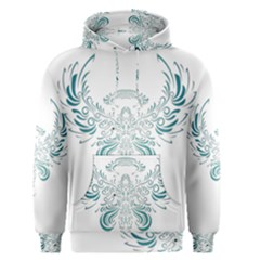 Angel Tribal Art Men s Pullover Hoodie