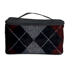 Wool Texture With Great Pattern Cosmetic Storage Case