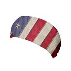 Usa Flag Yoga Headband