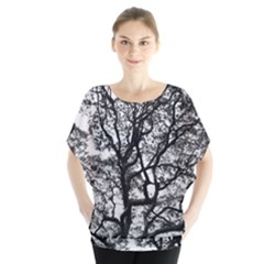 Tree Fractal Blouse