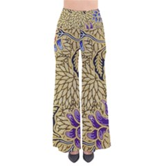 Traditional Art Batik Pattern Pants